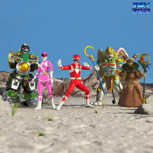 Mighty Morphin Power Rangers Ultimates Wave 2
