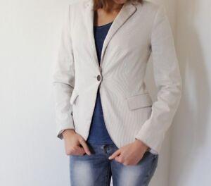 GIACCA DONNA BIANCA taglia S marca Zara EUR 35,00