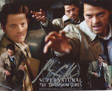 Misha Collins ++ Autogramm ++ Supernatural ++  Emergency Room ++ CSI