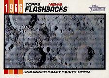 2015 Topps Heritage News Flashbacks #NF2 Lunar Orbiter 1