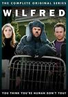 Wilfred The Complete Series 4 Disc Set 2013 Region 1 DVD