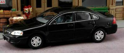 American Heritage 1//43 2011 Chevy Impala LT Sedan Black  #43-604