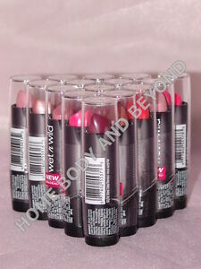 WET-N-WILD-Lip-Color-Lipstick-You-Choose-Color