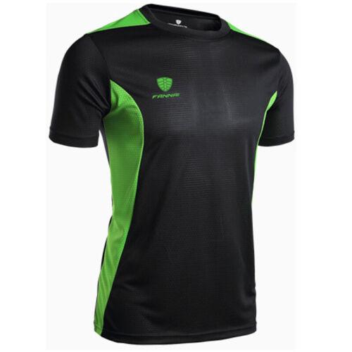 Men Quick Dry Short Sleeve Fitness Gym Sport Running Muscle Top Summer T-shirt