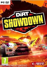 DiRT SHOWDOWN PC :NEVER GIVE WAY! MAKE YOUR GAP! SMASH YOUR RIVALS! SHIPS FREE !