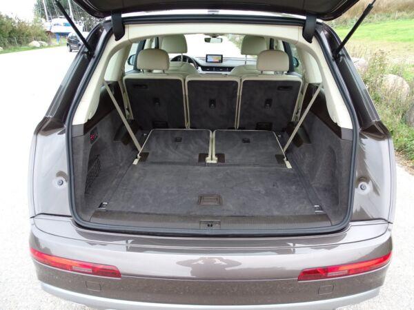 Audi Q7 3,0 TDi 272 quattro Tiptr. 7prs billede 10