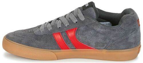Encore Grigio Uomo Schuhe Skate Gum Shoes 2 Chaussures Red Globe W9e2IYEHD