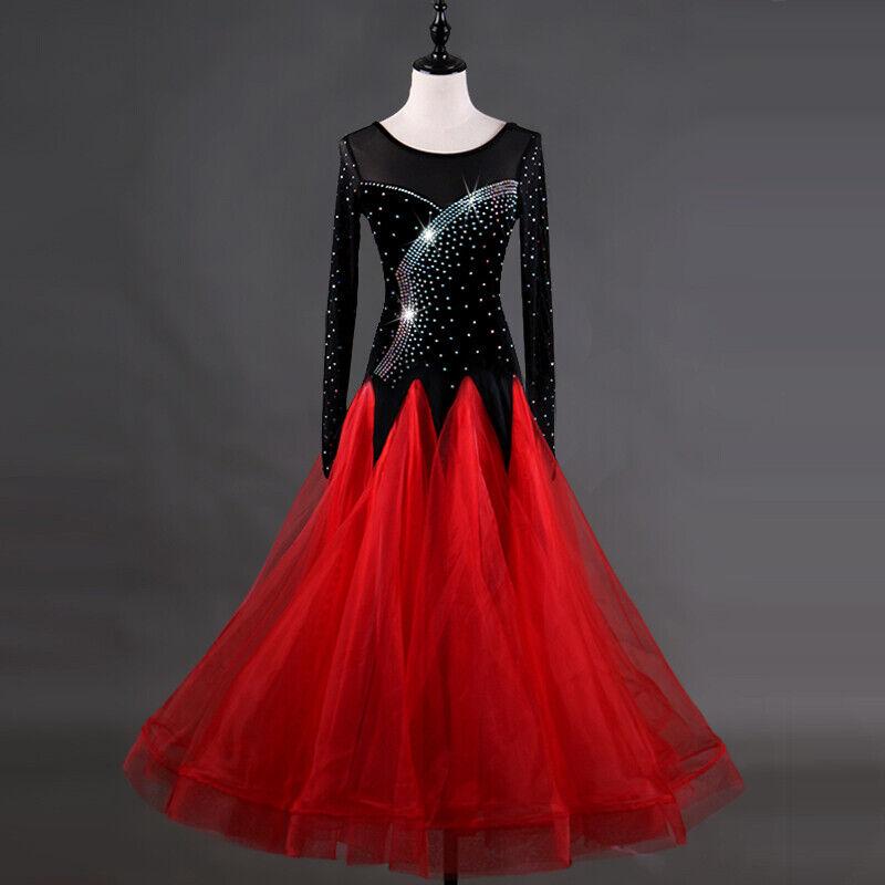 NEU Latino salsa Kleid TanzKleid LatinaKleid Latein Kleid Turnierkleid FM261