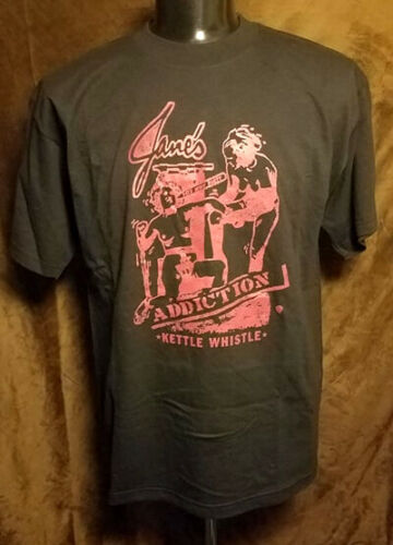 Original 1990s Janes Addiction XL Shirt Deadstock