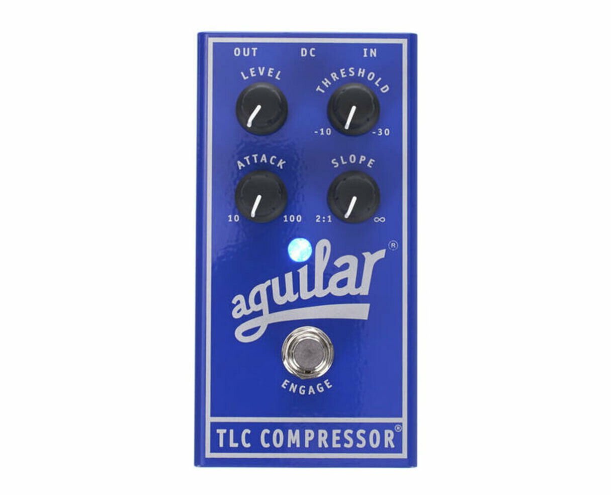 Aguilar TLC Compressor Compression Pedal - Used