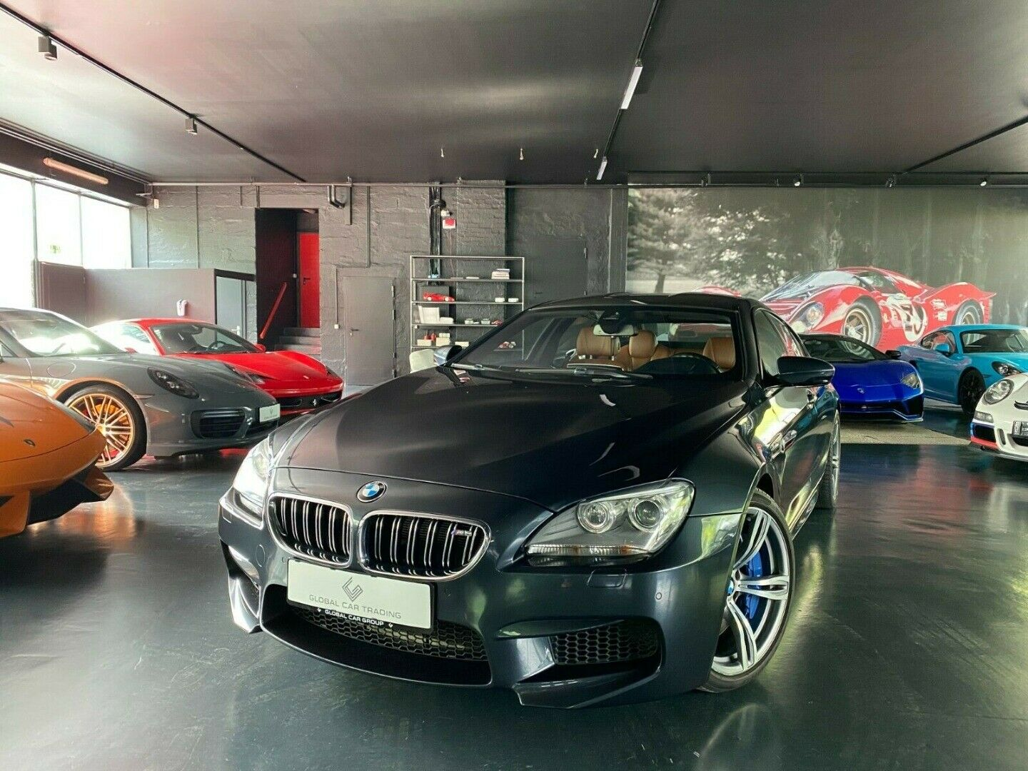 Picture of: Bmw M6 Biler