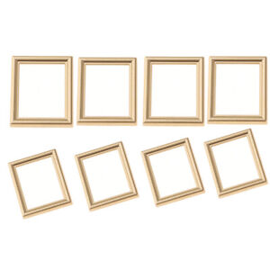 8-Pieces-1-12-Dollhouse-Miniature-Photo-Frame-Model-Home-Wall-Arts-Crafts