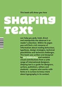 Shaping-Text-by-BIS-Publishers-NEW-Book-FREE-amp-Paperback