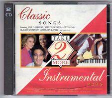 (EV310) Classic Songs, Instrumental Hits - 37 tracks - 1993 double CD