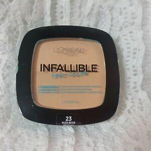 LOreal Paris Infallible Pro-Matte Powder Review