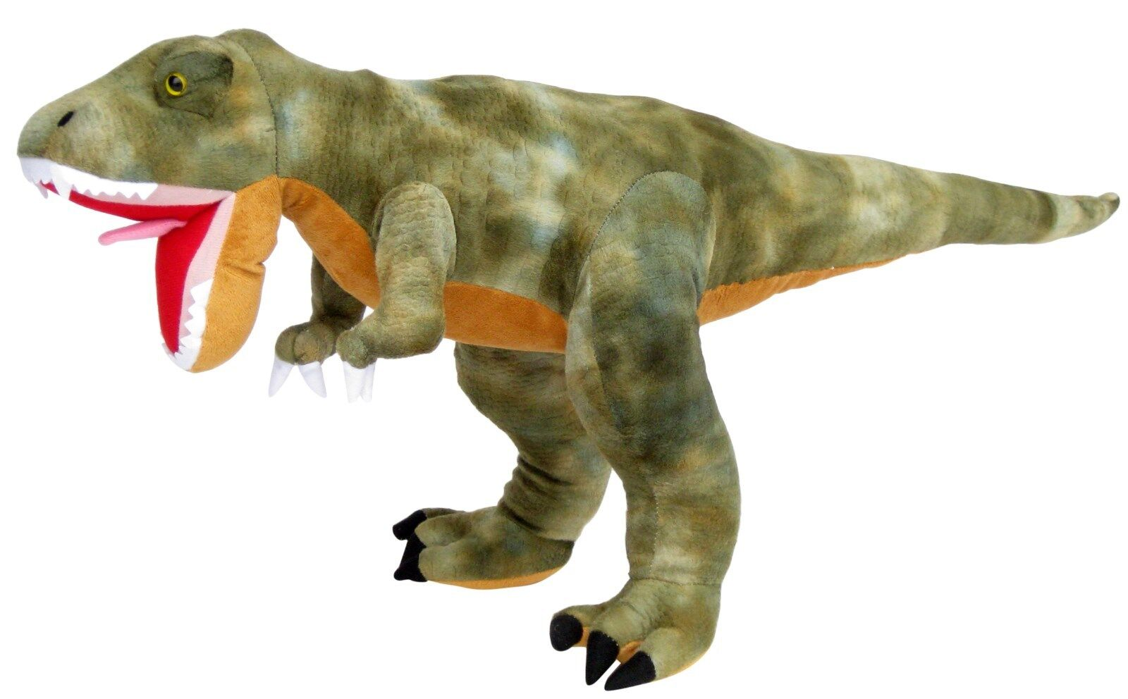 PLÜSCHTIER DINOSAURIER TYRANNOSAURUS - - 50 cm - TYRANNOSAURUS NEU T-Rex Plüsch-dino Kuscheltier 2eb384