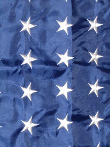 3x5 Ft Embroidered Nylon 34 STARS Gettysburg Flag US Civil War USA Linear