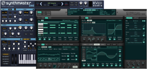 KV334 SynthMaster + SynthMaster One Bundle Software Code