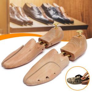 Adjustable Unisex Men Women Cedar Wood Boot Shoe Tree Stretcher Sharper