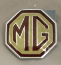 MG ZR, ZS, ZT & ZT-T FRONT BADGE , BRAND NEW, GENUINE (DAH000040)