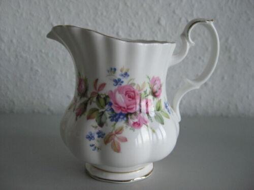 Royal Albert ♥ Moss Rose ♥ Milchkännchen ♥ guter Zustand ♥