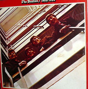 THE-BEATLES-1962-1966-DOPPIO-LP-12-034-APPLE-EMI-ITALIANA-1973-3C-162-05307-8