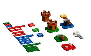 LEGO Super Mario Adventures Starter Course 71360 Bag 1-Course Connectors NEW!