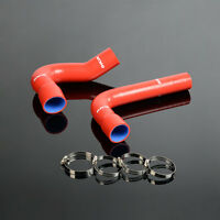 Silicone Radiator Hose Tubo Pipe For 67-70 Ford Mustang/falcon/fairlane V8 Rd
