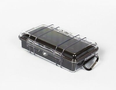 Peli Box Pelibox 'microcase 1060' Clear Black Attractive Designs; Camping & Hiking