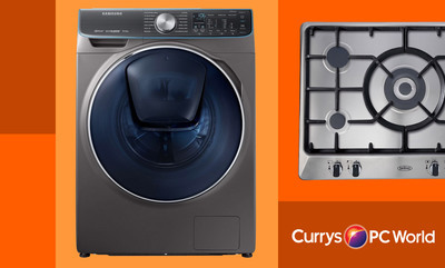 Best Selling Appliances from Currys PC World!