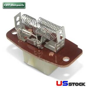 HVAC-Heater-Blower-Motor-Resistor-for-Ford-E150-250-350-F250-350-450-Excursion