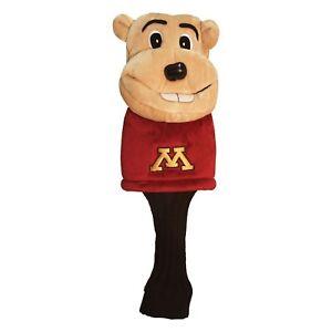 Minnesota-Golden-Gophers-Mascot-Golf-Club-Driver-Headcover-Oversize-Cover-Bag