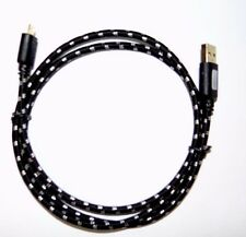6ft USB 2.0 to Micro USB Male 28/24AWG Cable Ferrite Core  **NEW**