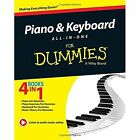Piano and Keyboard All-in-one For Dummies by Jerry Kovarksy, David Pearl, Michael Pilhofer, Consumer Dummies, Blake Neely, Holly Day (Paperback, 2014)