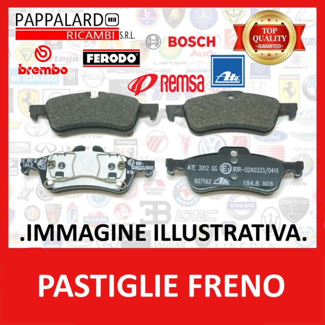 PASTIGLIE FRENO ANTERIORI AUDI A2 A3 SEAT IBIZA LEON VW GOLF V 5 POLO WVA23130
