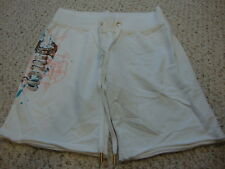 Women's JUICY COUTURE white sweat shorts, S