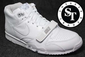 finest selection 68998 8efea La foto se está cargando Nike-Lab-Tribunal-Air-Trainer-1-Mid-Sp-