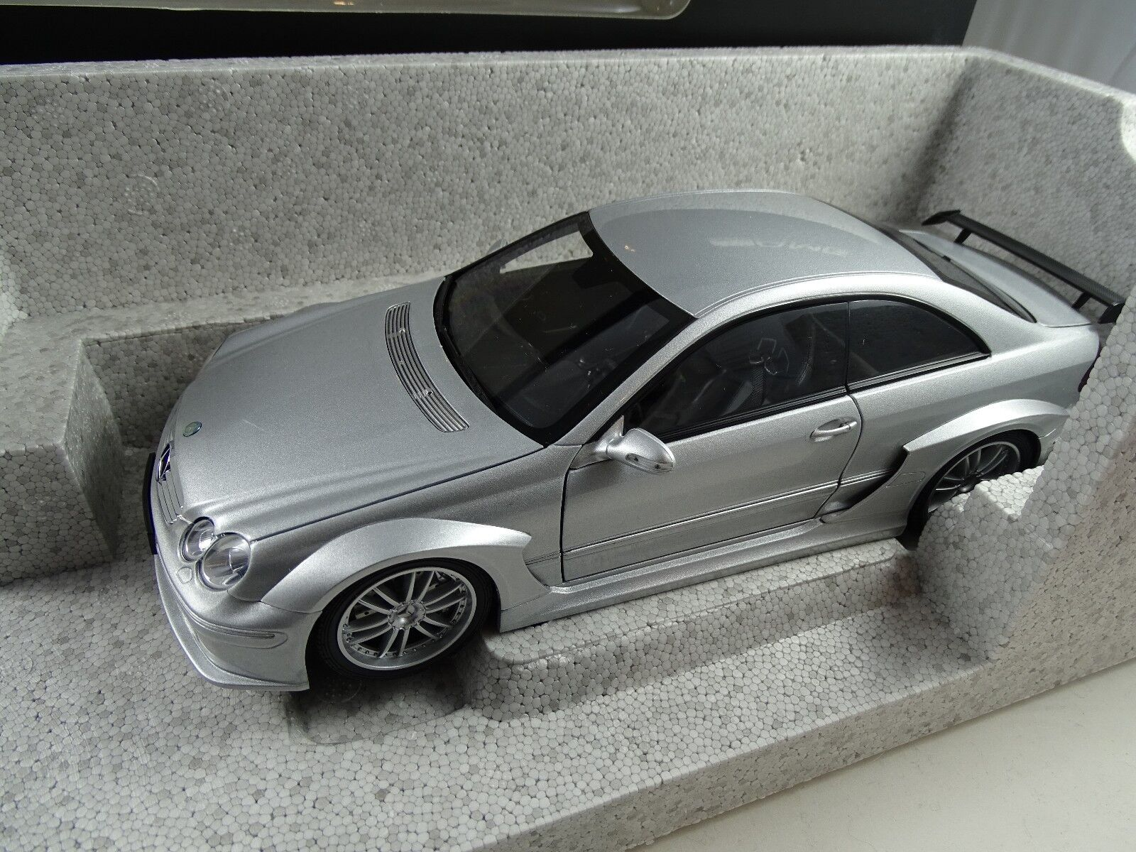 1 18 Dealermodell  B66962271 Mercedes-Benz Clk-Dtm AMG Coupé Rareza§