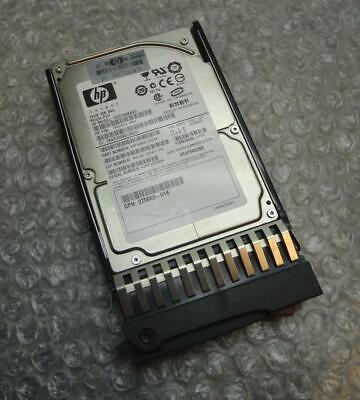 "HP DG072ABAB3 431954-002 72gb 10K 2.5/"" sas hard drive 9F4066-033"