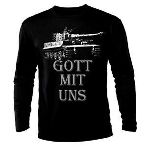 GERMAN ARMY TIGER TANK SWEATSHIRT