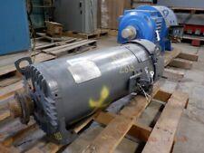 15 Hp General Electric Dc Electric Motor 1800 Rpm Fr 2813atz Tefcbb 500 V Eok