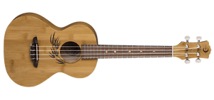 Luna-UKE-BAMBOO-T-Natural-Satin-Finish-Bamboo-Tenor-Ukulele-Brand-New