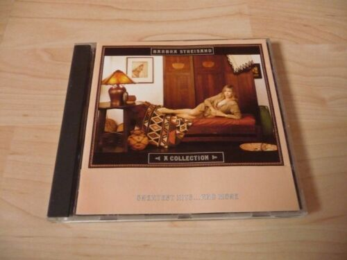 1 von 1 - CD Barbra Streisand - A Collection - Greatest Hits ... and more