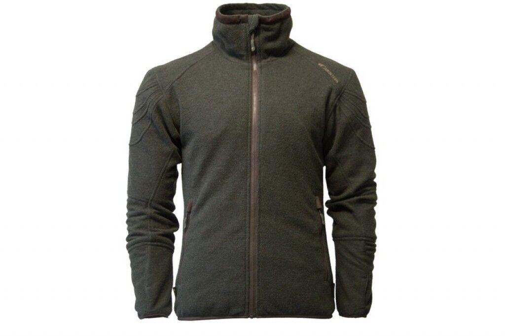 Carintia G-loft Hunting camisa Tamaño XL verde oliva función camisa chaqueta thermojacke o