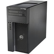 Dell Precision T1650 QuadCore Intel Core i7-3770 8x 3,4 GHz 24 GB RAM 256 GB SSD