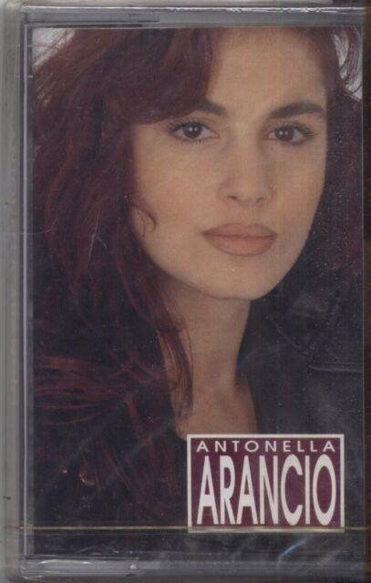ANTONELLA ARANCIO - Omonimo - MC MUSICASSETTA 1995 SIGILLATA SEALED