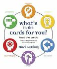 What's in the Cards for You? : Test the Tarot by Mark McElroy (2005, Paperback)