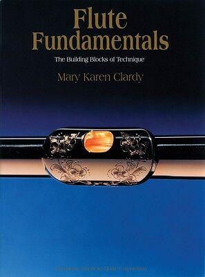 Flute Fundamentals The Building Blocks Of Technique Book New Schott 049012764 To Win A High Admiration Instruction Books, Cds & Video Musical Instruments & Gear