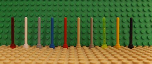 Choose Colour and Quantity You Require LEGO Antenna  Stick Aerial 1 x 4 3957