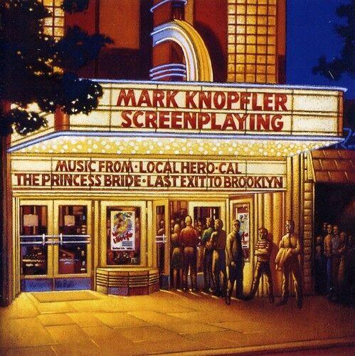 1 of 1 - Mark Knopfler - Screenplaying [New CD]